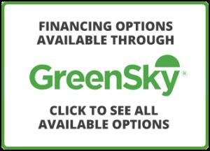 GreenSky Financing Options