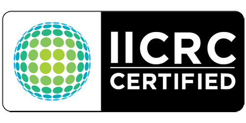 IICRC Certifiied Firm