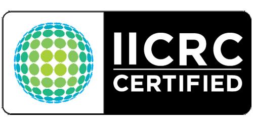 IICRC Certifiied Firm